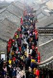 Китайский фестиваль весны 2015 Стоковое Изображение RF