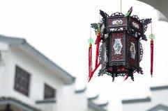 Китайский фонарик дворца Стоковые Фотографии RF