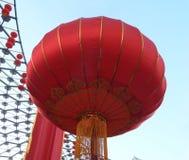 китайский фонарик китайское Новый Год Дубай Стоковое Изображение