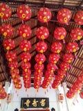 китайский фонарик празднества Стоковое Изображение RF