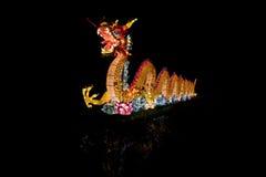 китайский фонарик дракона стоковые фотографии rf