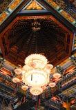 китайский фонарик традиционный Стоковые Фотографии RF