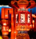 китайский фонарик традиционный Стоковое Изображение RF