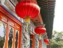китайский фонарик традиционный Стоковые Изображения