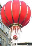 китайский фонарик Стоковые Изображения