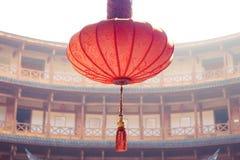 Китайский фонарик ` s Нового Года Китайская культура стоковые изображения