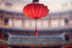 Китайский фонарик ` s Нового Года стоковые изображения
