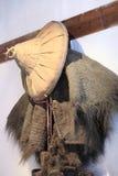 китайский хуторянин пальто стоковое изображение