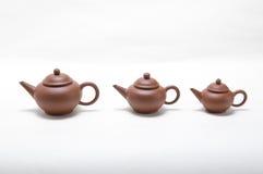 китайский чайник Стоковое Изображение RF