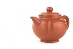 китайский чайник Стоковые Изображения RF