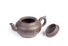 Китайский чайник Стоковая Фотография