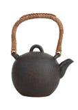 китайский чай бака зеленого цвета глины Стоковые Фото