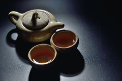 китайский чай бака Стоковое фото RF