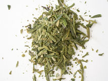 Китайский чай лист стоковая фотография rf