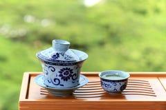 китайский чай Стоковые Изображения