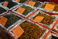 Китайский чай Стоковые Фотографии RF