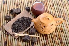 китайский чай Стоковое фото RF