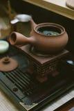китайский чай Стоковая Фотография RF