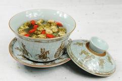 китайский чай Стоковые Фото