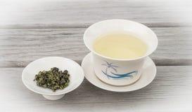 китайский чай Стоковая Фотография