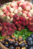 китайский экзотический плодоовощ Стоковые Фотографии RF