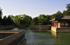 китайский ярд Стоковая Фотография