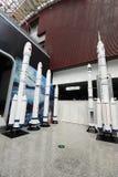 китайский cz выпускает ракету космос серии Стоковое Изображение RF