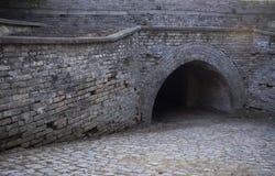 Китайский historial тоннель стоковое изображение
