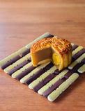 Китайский Mooncake Стоковое Изображение