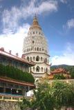 китайский pagoda Стоковое фото RF