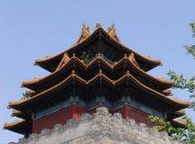 китайский pagoda Стоковая Фотография RF
