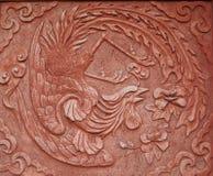 китайский phoenix Стоковое фото RF