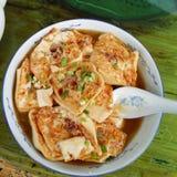 китайский tofu Стоковая Фотография