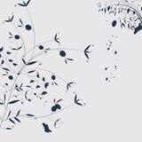 китайское волшебство цветка Стоковая Фотография RF