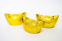 Китайское золото Стоковое Фото
