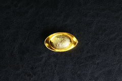 китайское золото Стоковая Фотография RF