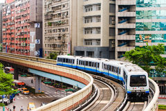 китайское метро Стоковое Фото