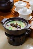 китайское море еды огурца Стоковое Изображение RF