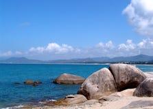 китайское море южное Стоковое Фото
