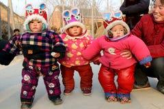 Китайское народное искусство Стоковая Фотография RF