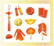 китайское Новый Год подарка бесплатная иллюстрация