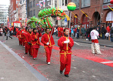 китайское Новый Год празднества Стоковые Изображения