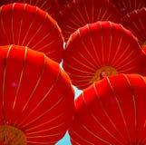 китайское Новый Год фонариков Стоковое Изображение RF