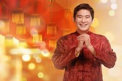 китайское Новый Год принципиальной схемы Стоковые Фотографии RF