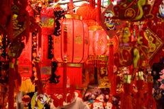 китайское Новый Год украшений Стоковые Фотографии RF