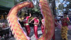 китайское Новый Год акции видеоматериалы