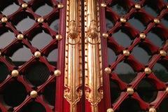 китайское окно типа культуры Стоковое Изображение RF