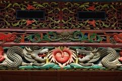 китайское окно стоковые фотографии rf