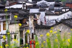 Китайское село Стоковые Фото