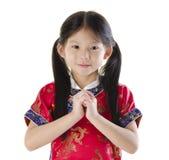 китайское счастливое Новый Год Стоковое Изображение RF